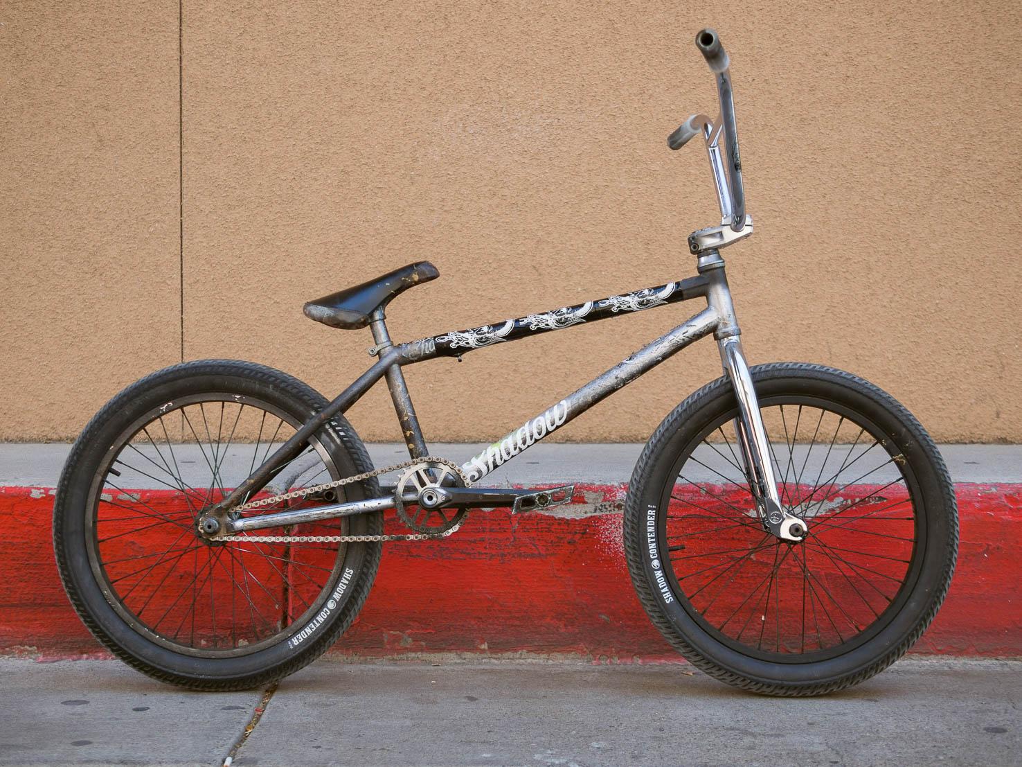Trey Jones - Bike Check