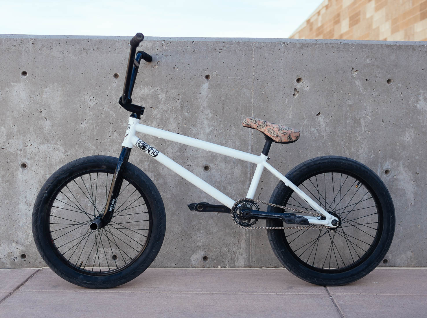 Seth Kimbrough - Bike Check