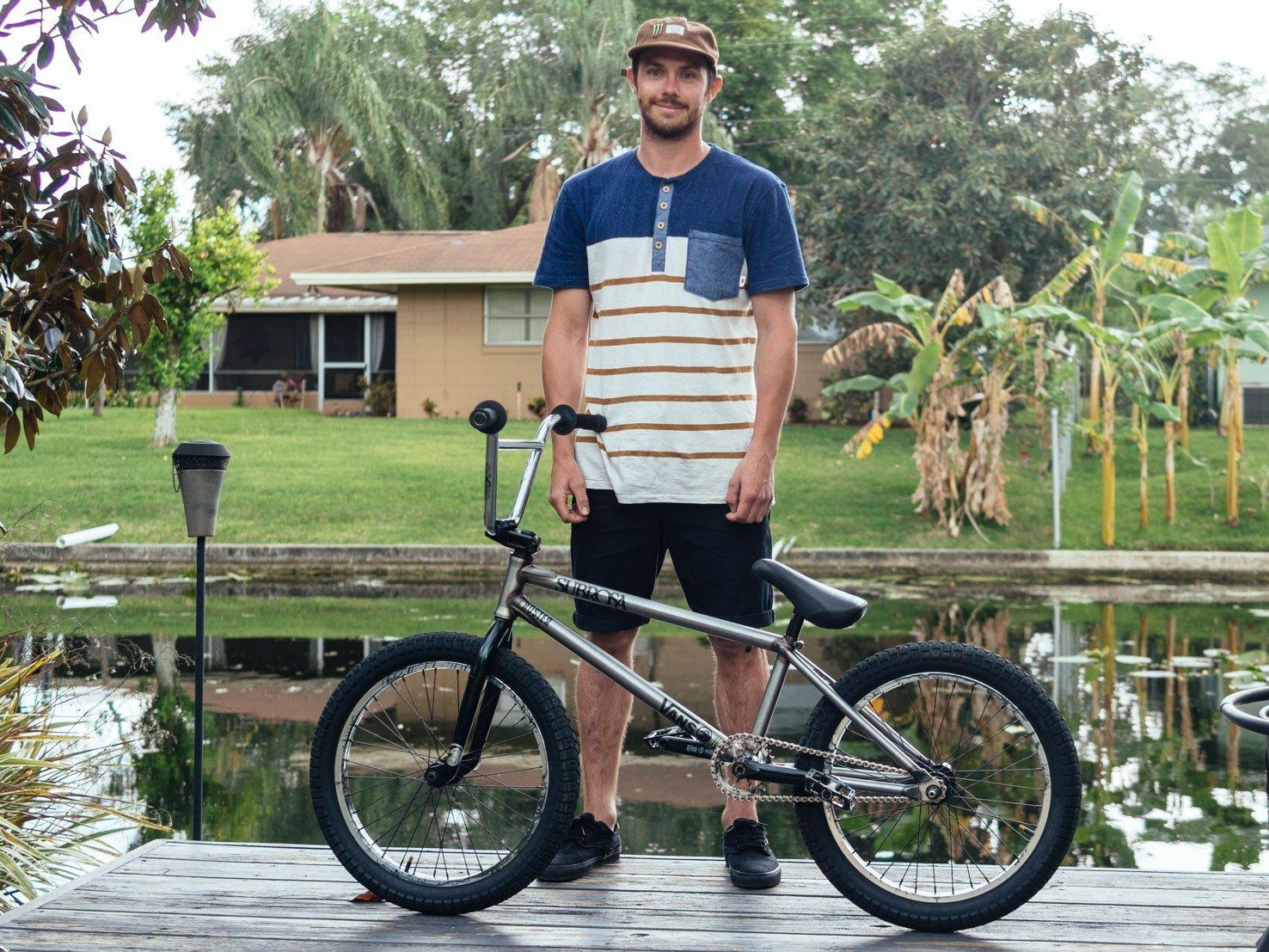 Kevin Kalkoff - Bike Check