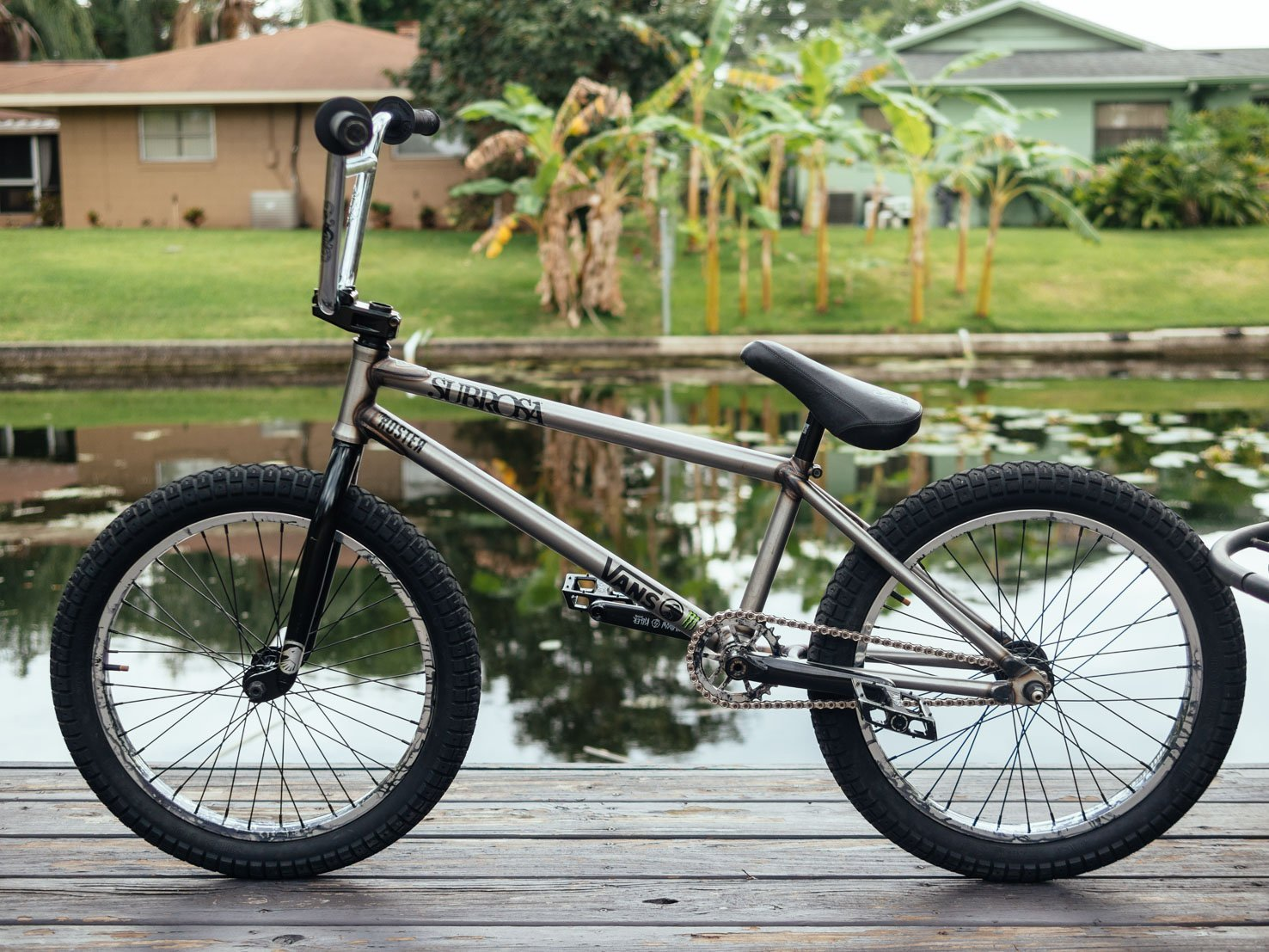 Kevin Kalkoff - Bike Check
