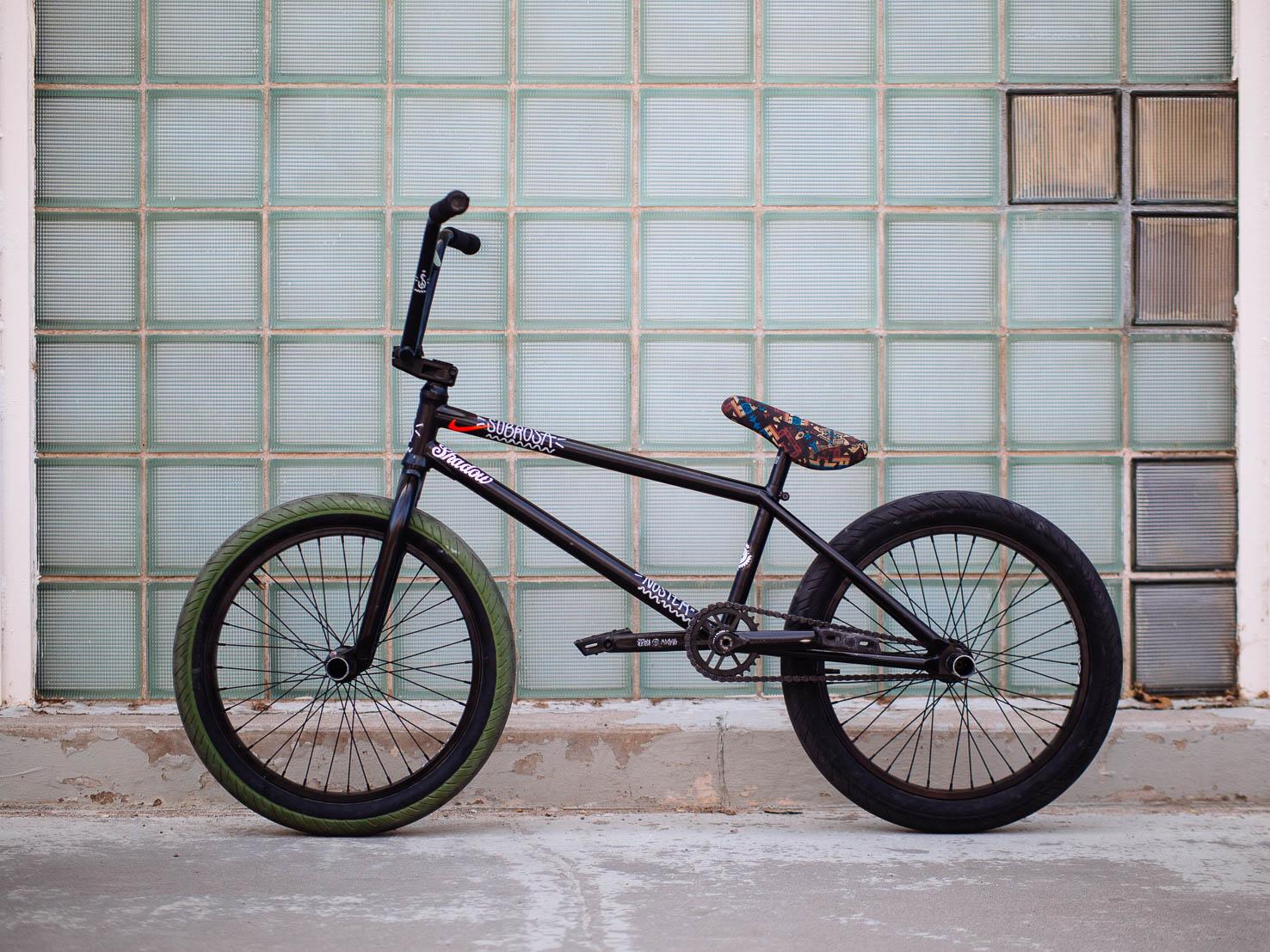 Simone Barraco - Bike Check