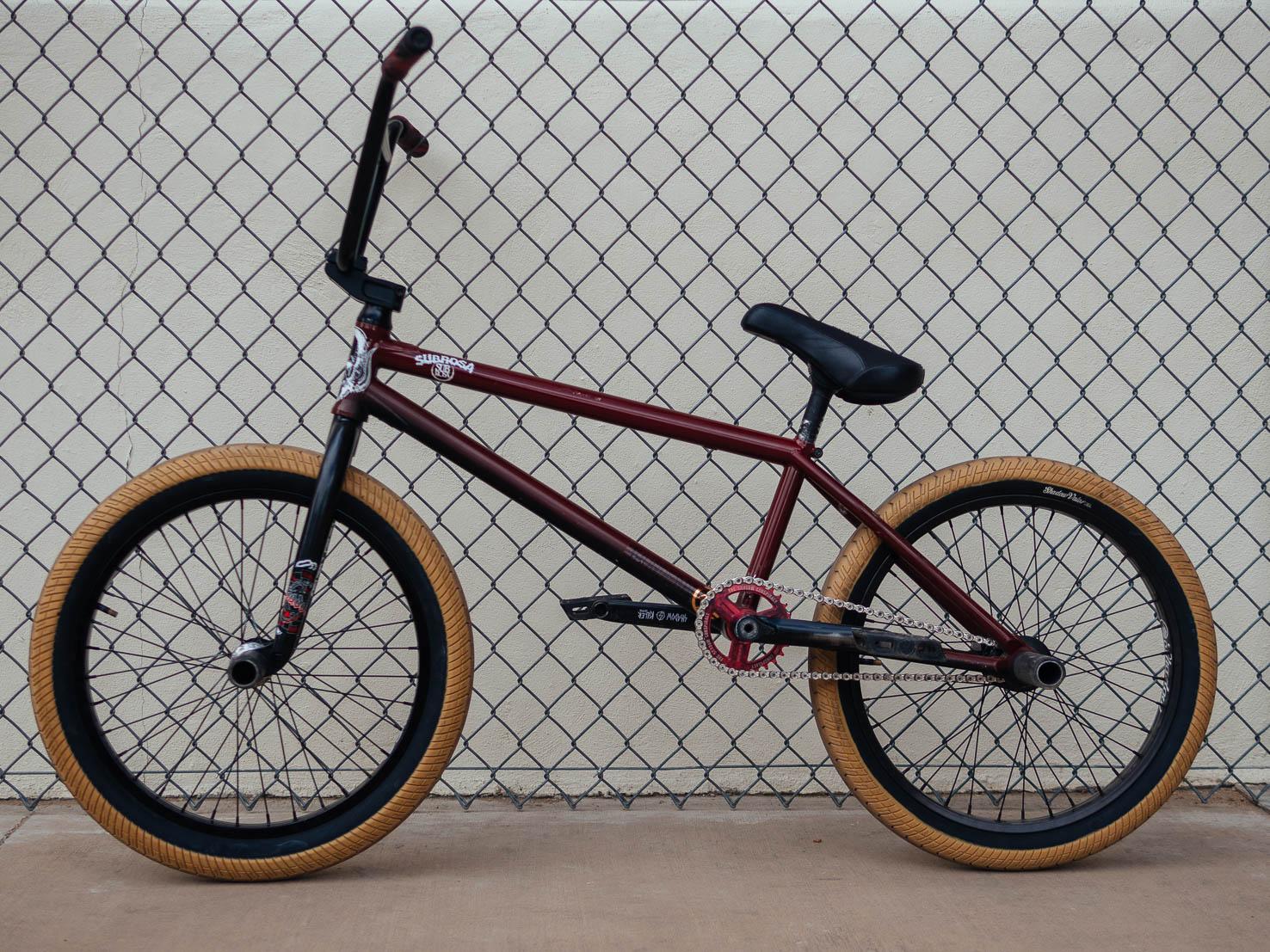 Scott Ditchburn - Bike Check