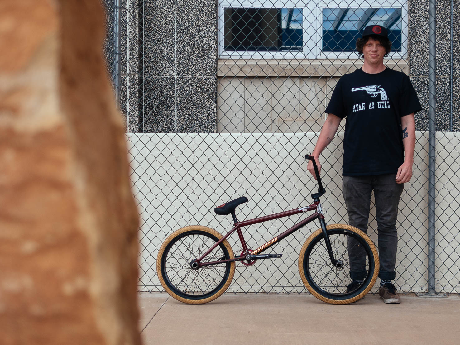 Scott Ditchburn - Bike Check
