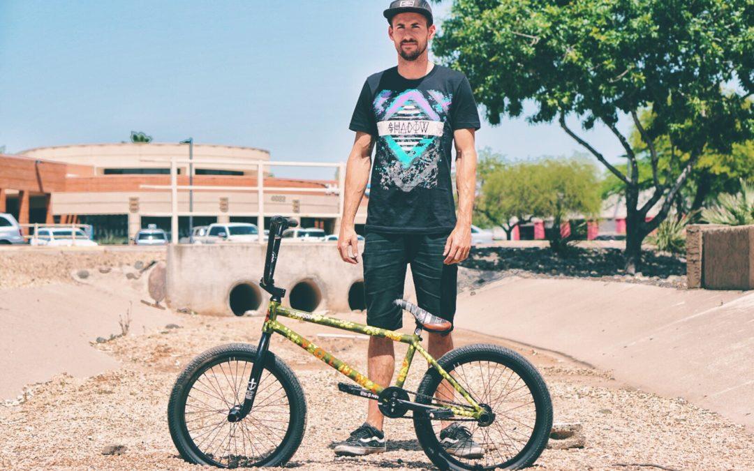 Eric Bahlman – Bike Check