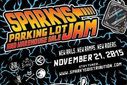 Sparkys Jam 2015 – Save The Date