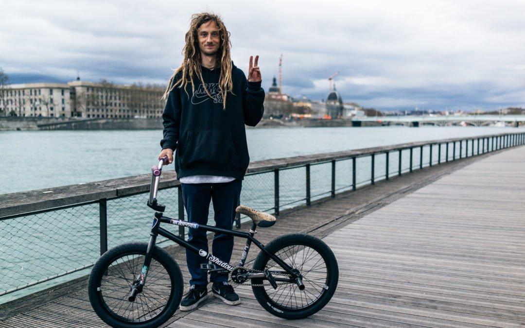 Joris Coulomb – Bike Check