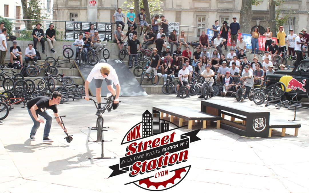 BMX Station Jam 2016 – Street
