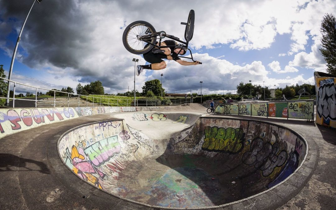 Jason Watts – Haro UK Trip and Bike Check