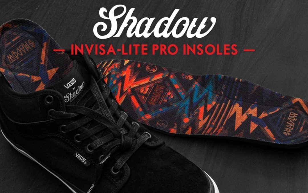 Shadow Invisa-Lite Pro Insoles