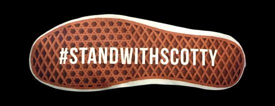 #STANDWITHSCOTTY Video by Trey Jones