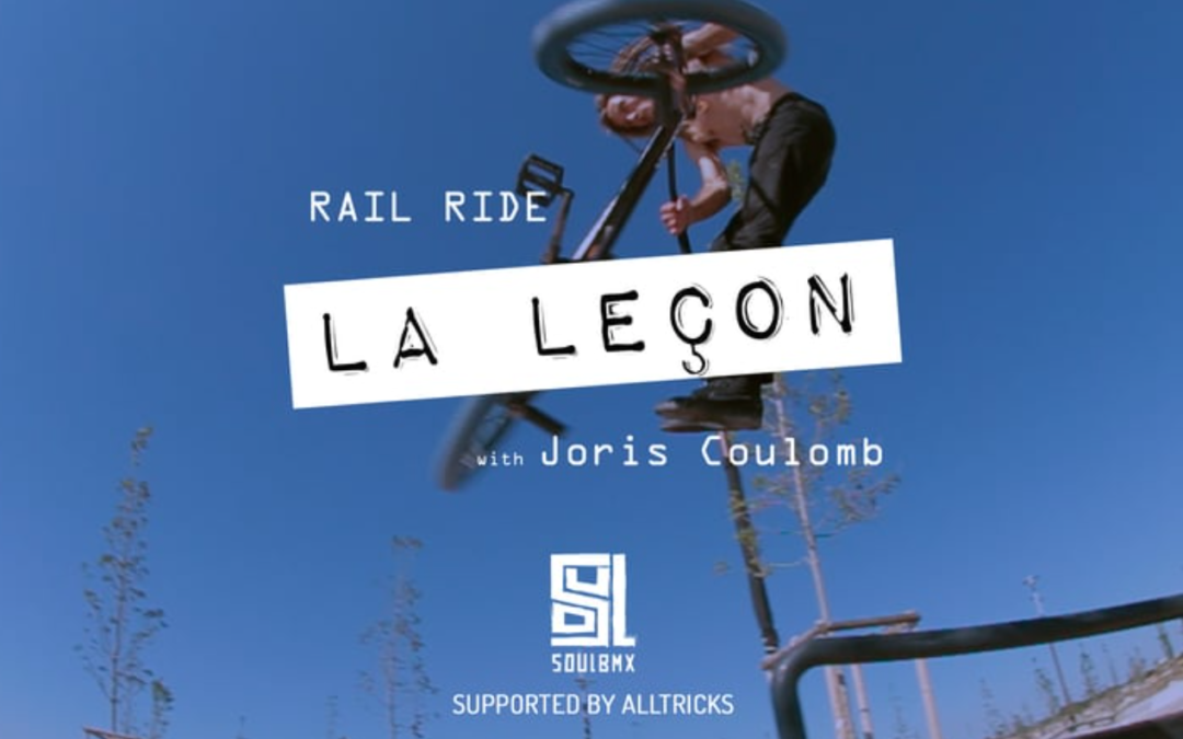 How To Rail Ride with Joris Coulomb – Soul BMX Mag
