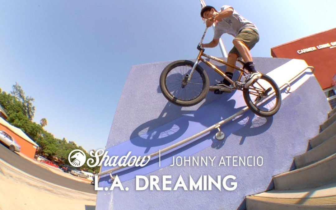 Johnny Atencio – L.A. Dreaming