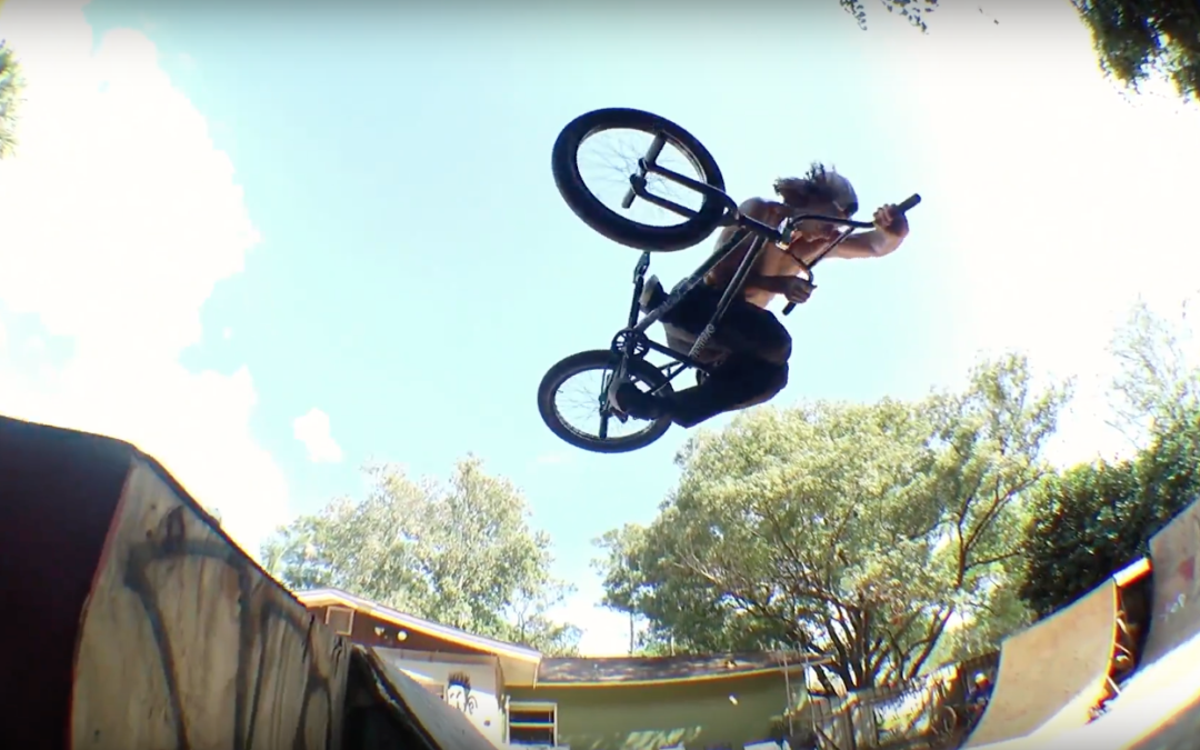 Shadow x Subrosa Backyard Edit from Ride BMX