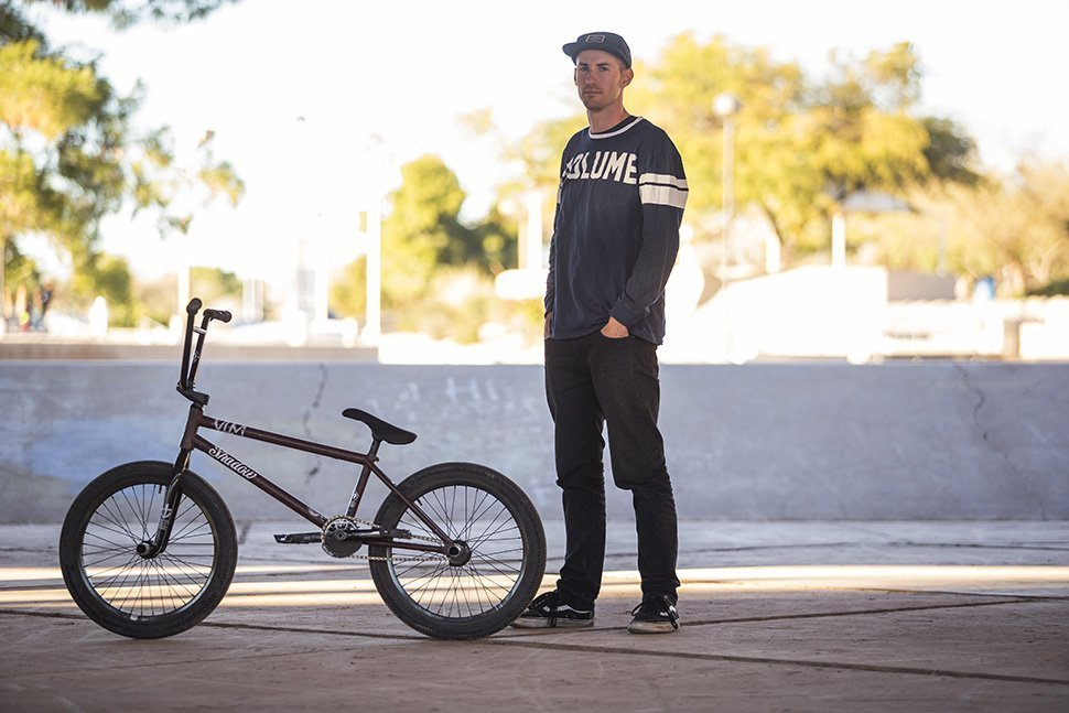 Eric Bahlman – Ride BMX Bike Check