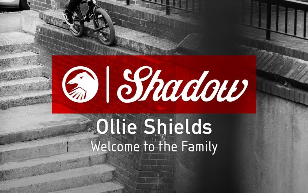 Ollie Shields – Welcome to the Family + Bike Check