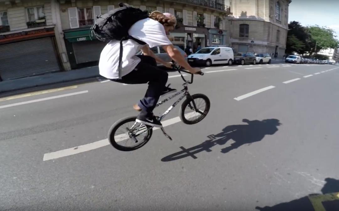 Simone Barraco – GoPro BMX through Europe