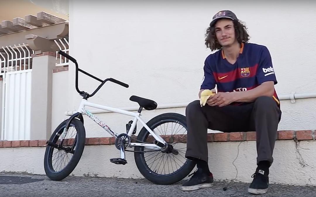 Simone Barraco – TCU Video Bike Check