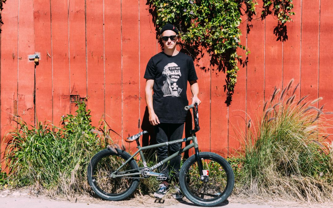Jabe Jones – Bike Check