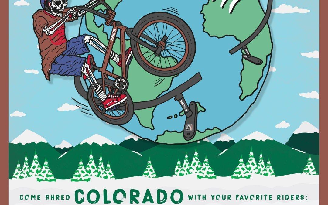 Shadow & Subrosa World Tour – Colorado Flyer