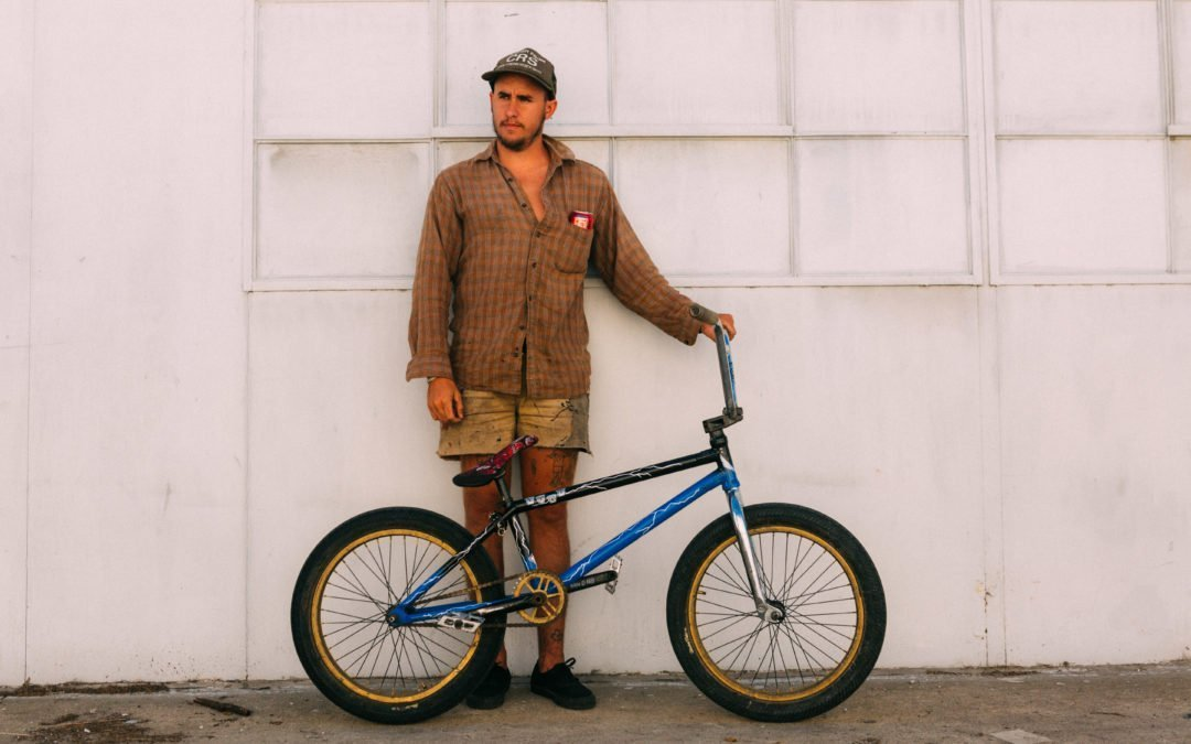 Trey Jones – Bike Check