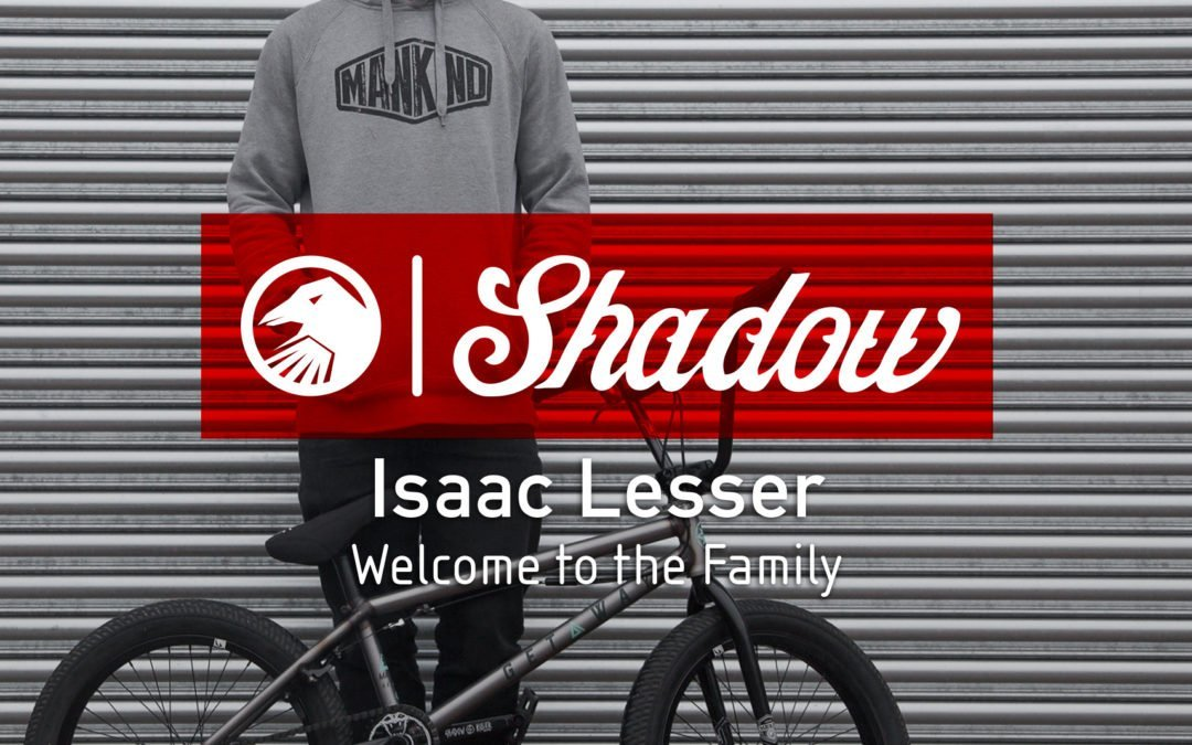 Isaac Lesser – Welcome to the Family + Bike Check