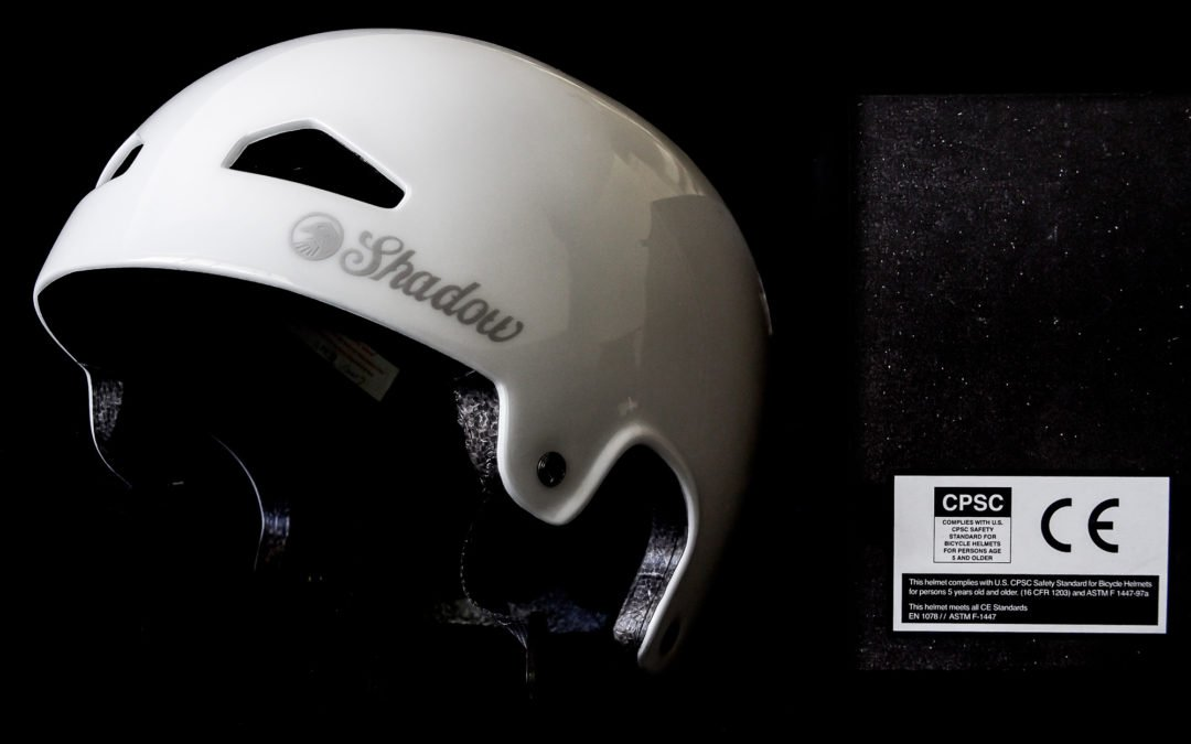 Introducing the New Shadow Featherweight Helmet