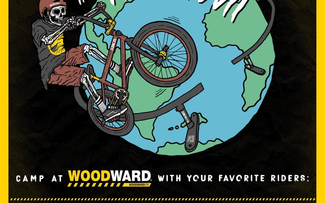 Shadow & Subrosa World Tour: Woodward Camp