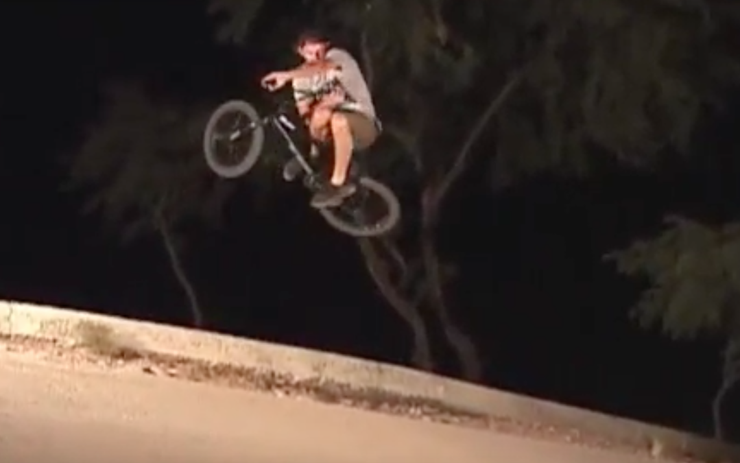 Eric Bahlman – Throwback Footage