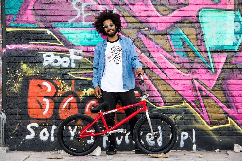 Lahsaan Kobza – Subrosa Bike Check