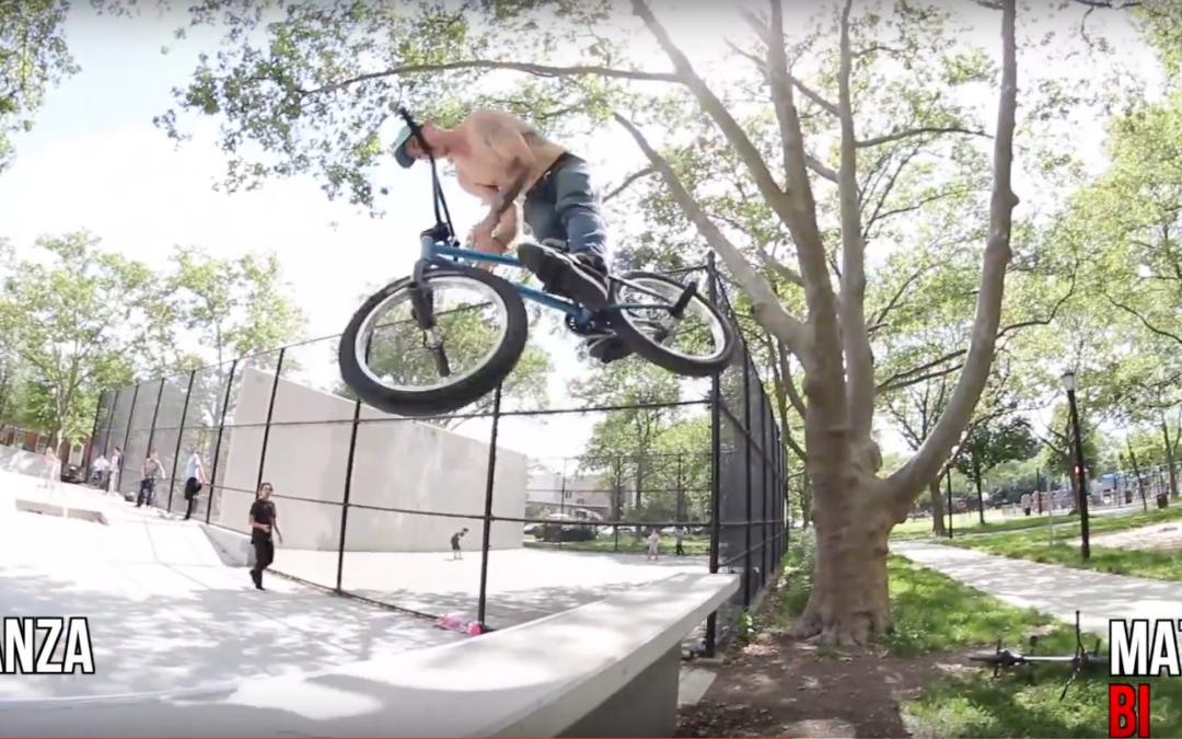 Matt Ray vs. Anthony Panza – Game of Bike