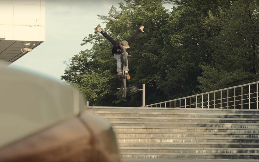 Artem Agarkov – Video Bike Check