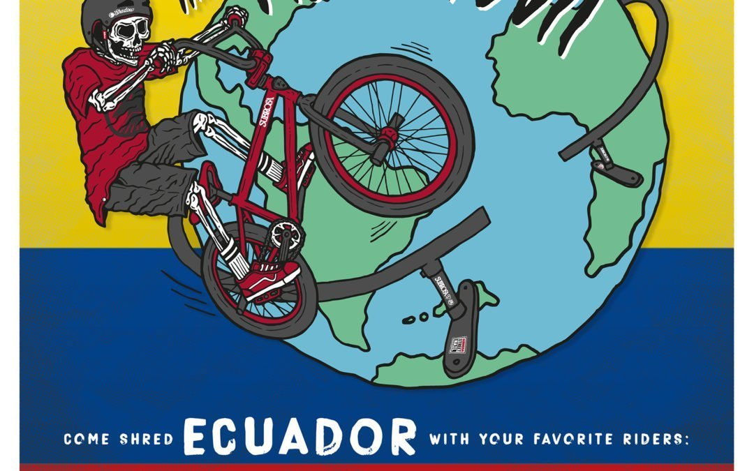 Shadow & Subrosa World Tour: Ecuador
