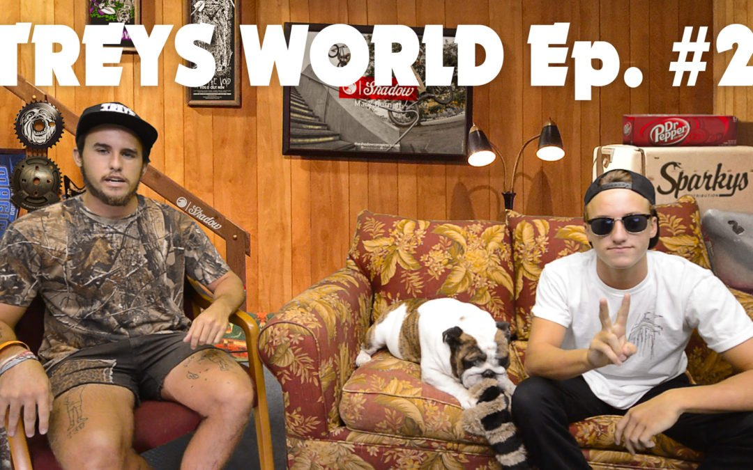 Trey's World – Episode 2 Out Now