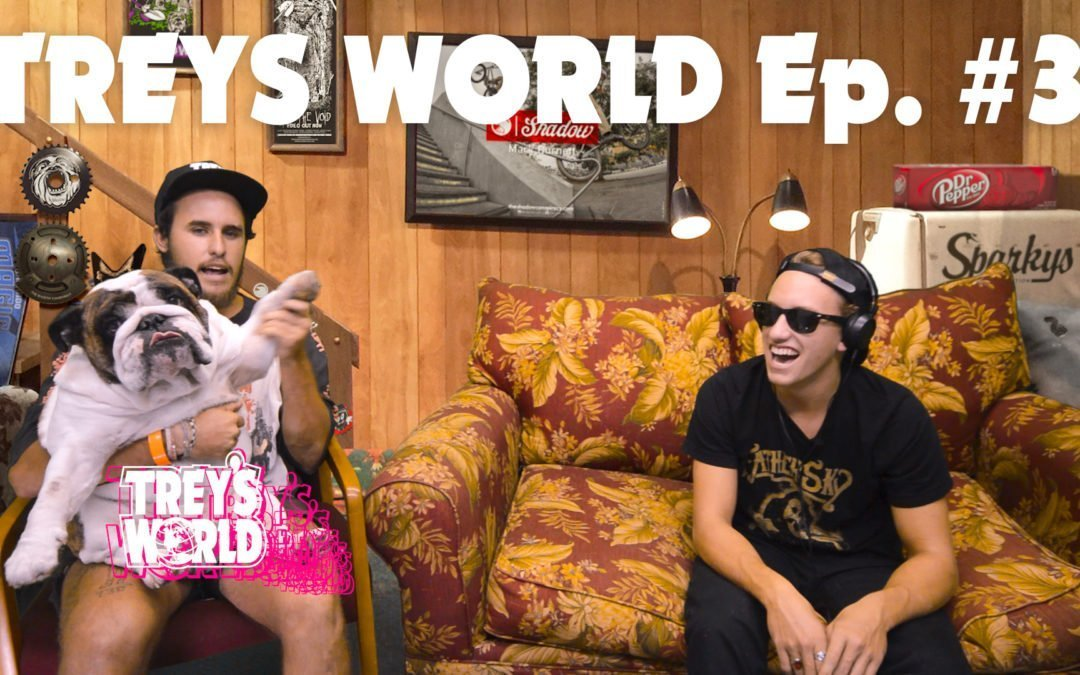 Trey's World – Episode 3 Out Now