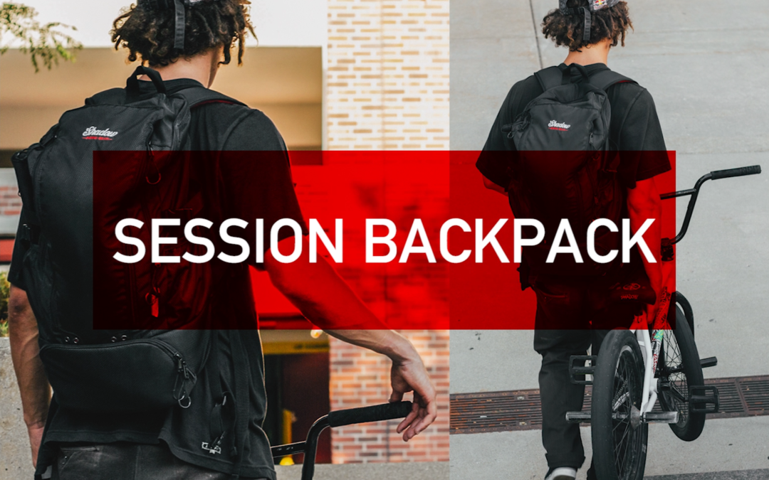 Shadow Session Backpack Available Now
