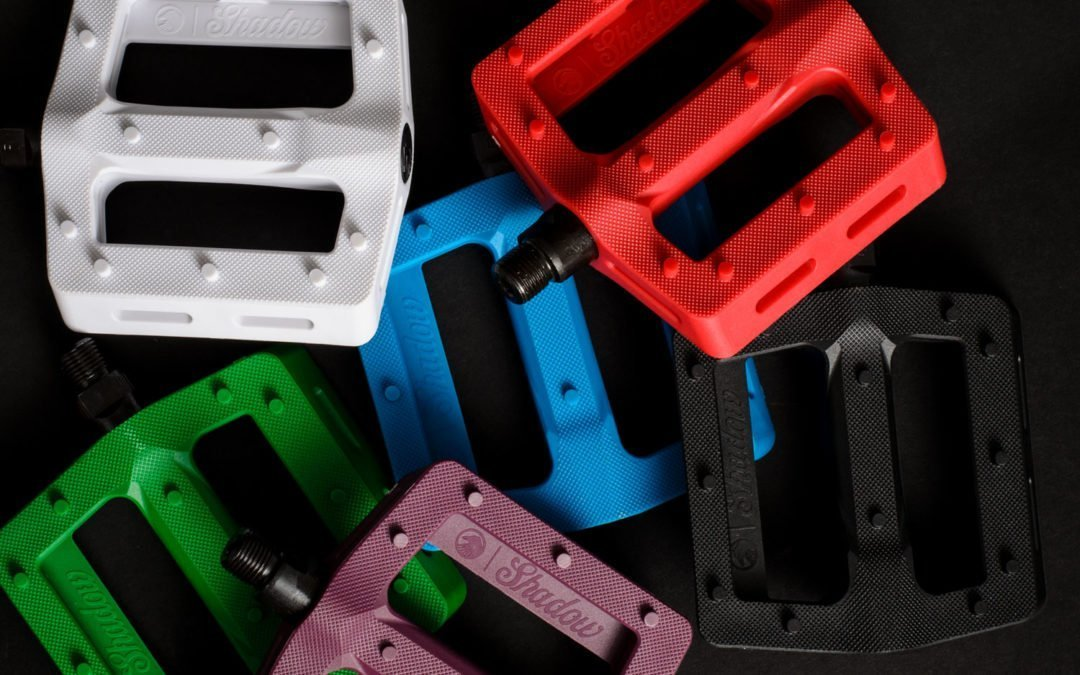 Introducing the new Shadow Surface Pedals
