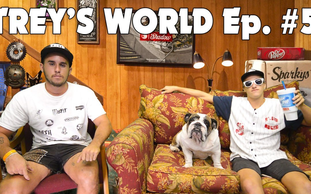 Trey's World – Episode 5 Out Now