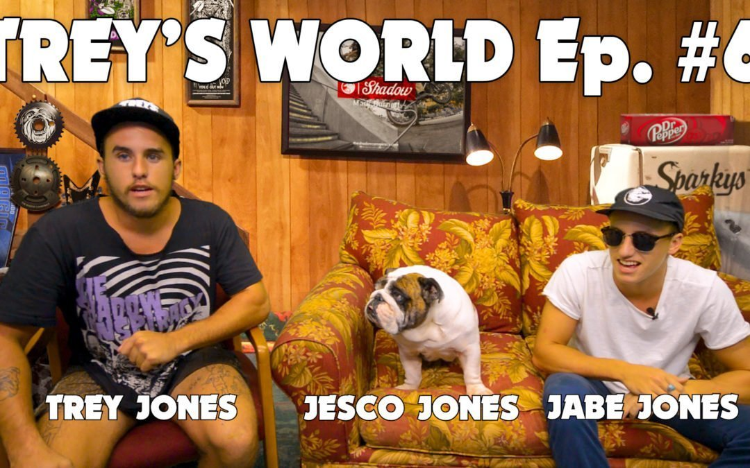 Trey's World – Episode 6 Out Now