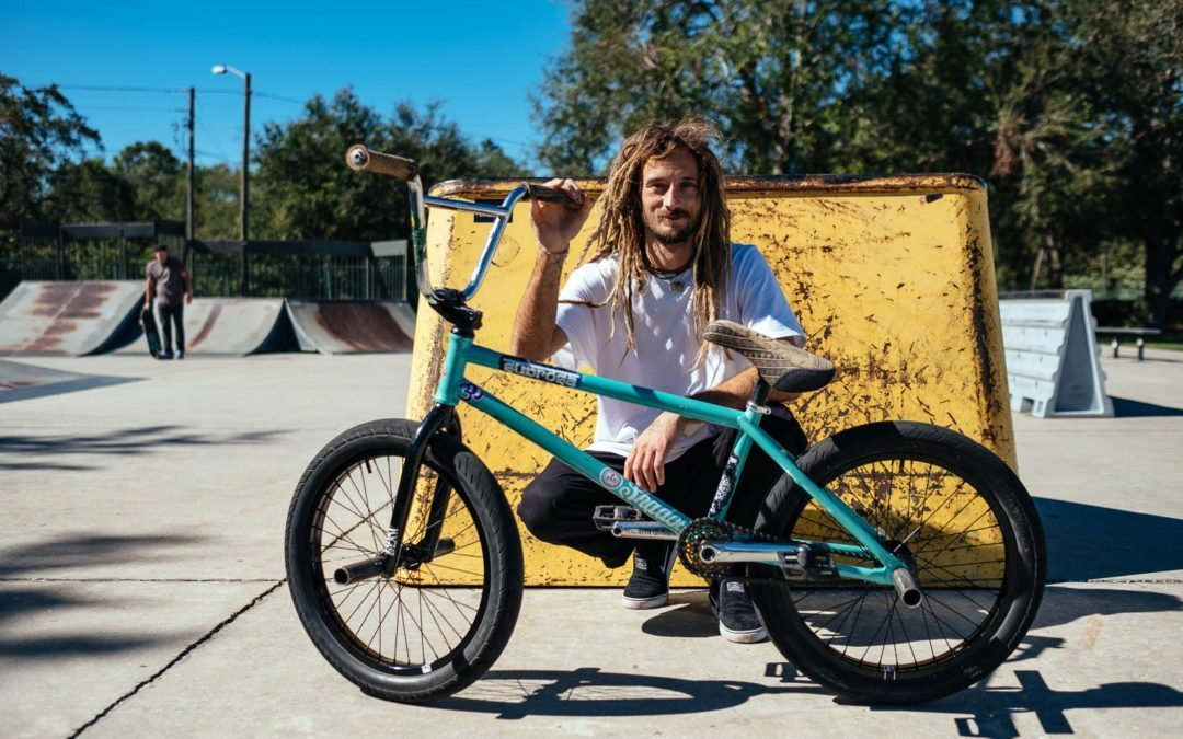Joris Coulomb – Bike Check