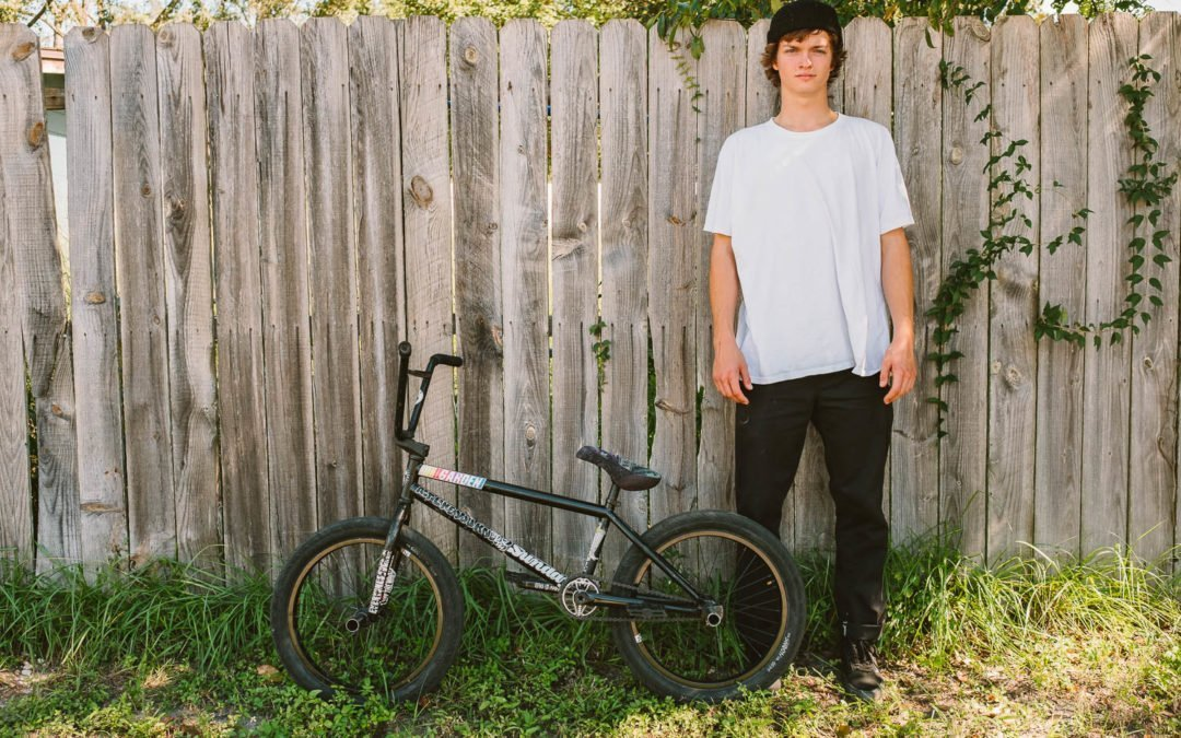 Mark Burnett – Bike Check