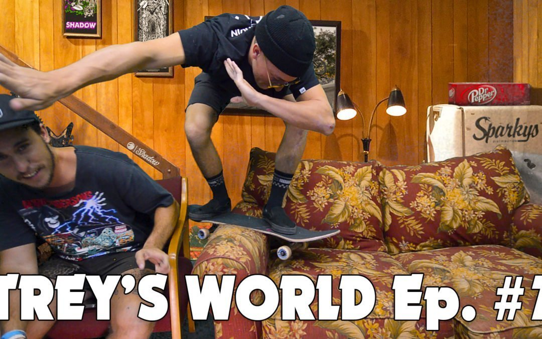 Trey's World – Episode 7 Out Now!