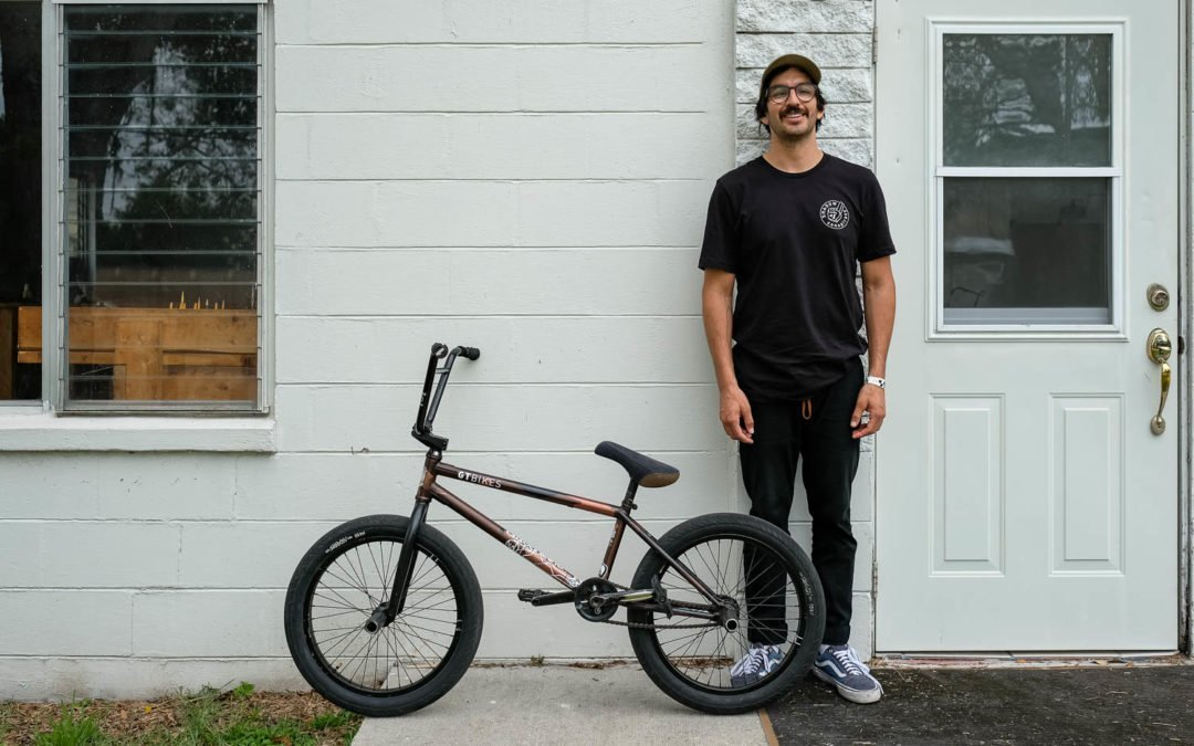 Albert Mercado – Bike Check