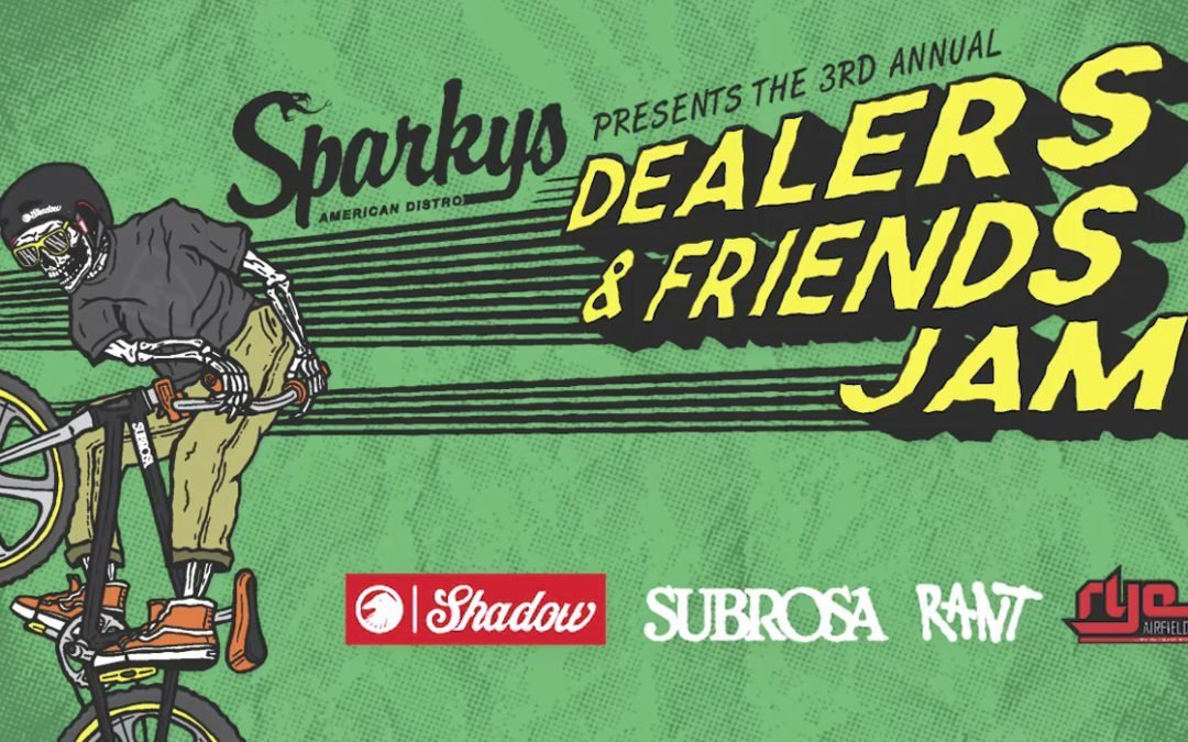 Rye Airfield – Dealers and Friends Jam 2017 Video