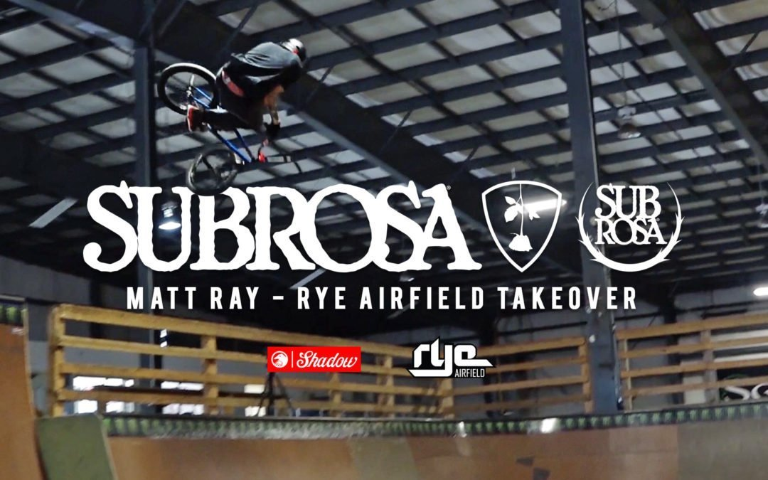 Matt Ray – Rye Airfield Takeover