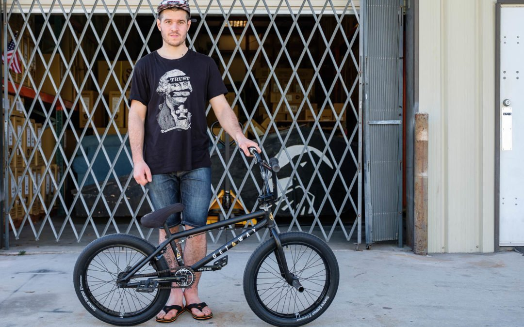 Isaac Lesser – Bike Check