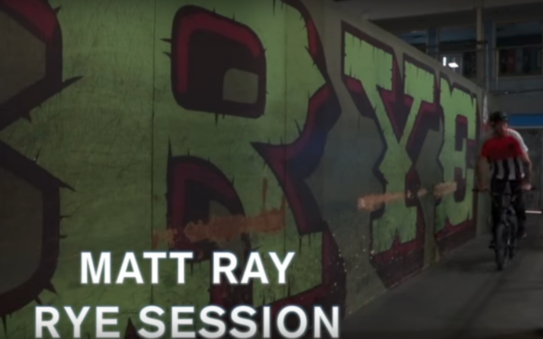 Matt Ray Sessions – Rye Airfield