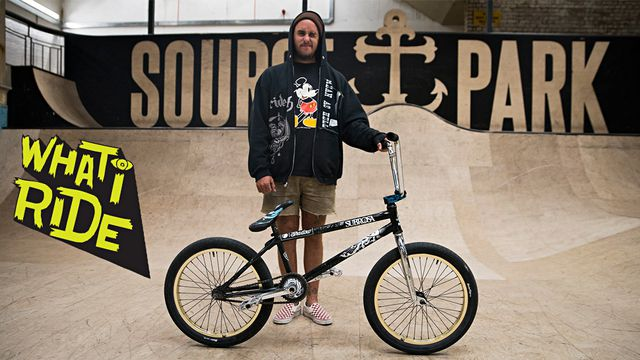 Trey Jones – Bike Check Via SourceBMX
