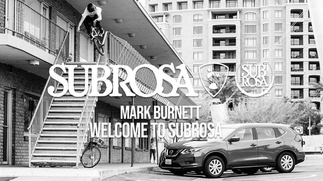 Mark Burnett – Welcome To Subrosa