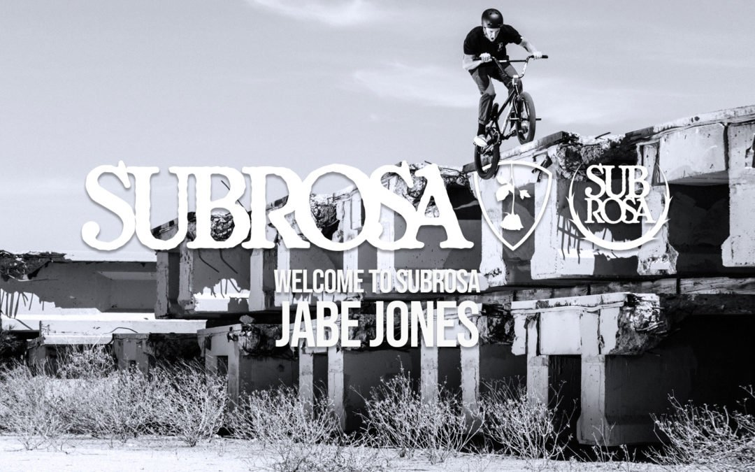 Jabe Jones – Welcome to Subrosa Video