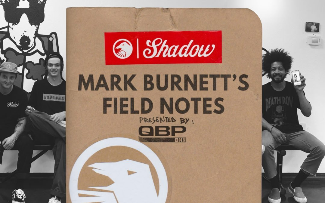 Mark Burnett's Field Notes: Texas with QBP